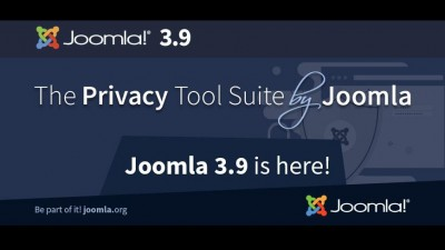 VIDEO: Joomla! 3.9 vydána